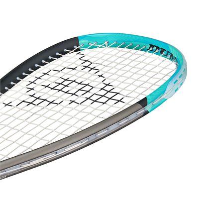 Dunlop Blackstorm Titanium SLS Squash Racket Double Pack - Zoom3