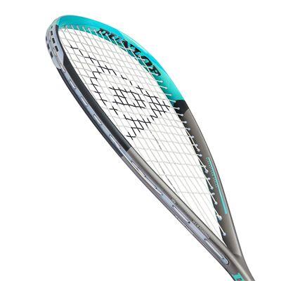 Dunlop Blackstorm Titanium SLS Squash Racket Double Pack - Zoom4