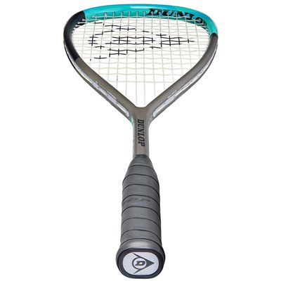 Dunlop Blackstorm Titanium SLS Squash Racket  - Bottom