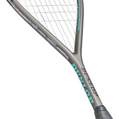 Dunlop Blackstorm Titanium SLS Squash Racket  - Choke
