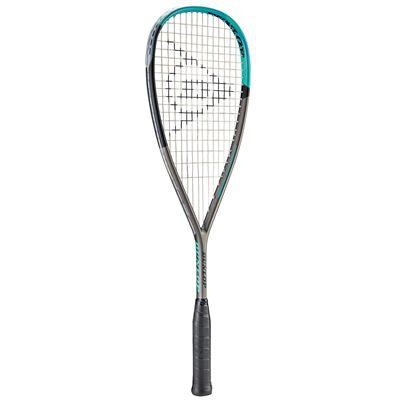 Dunlop Blackstorm Titanium SLS Squash Racket  - Slant