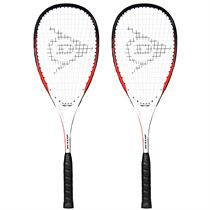 Dunlop Blaze Inferno Squash Racket Double Pack
