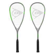 Dunlop Blaze Pro 4.0 Squash Racket Double Pack