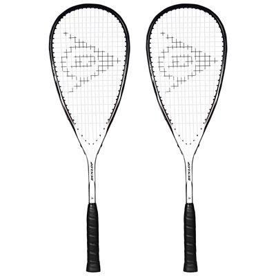 Dunlop Blaze Pro Squash Racket Double Pack Image