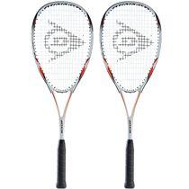 Dunlop Blaze Tour 3.0 Squash Racket Double Pack