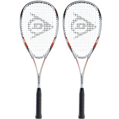 Dunlop Blaze Tour 3.0 Squash Racket Double Pack