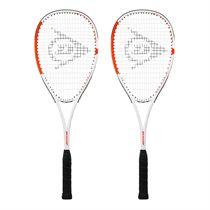 Dunlop Blaze Tour 4.0 Squash Racket Double Pack