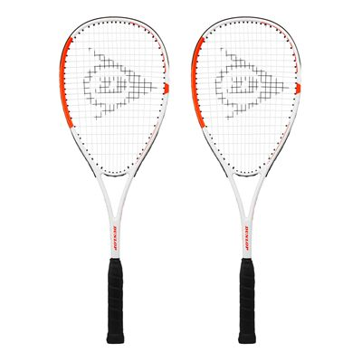 Dunlop Blaze Tour 4.0 Squash Racket Double Pack