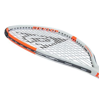 Dunlop Blaze Tour TD Squash Racket - Angle