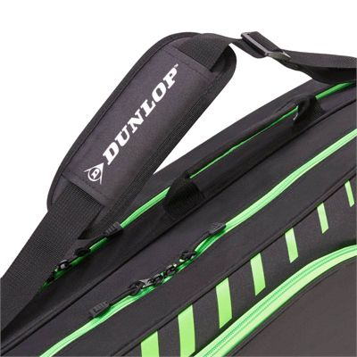 Dunlop Club 2.0 6 Racket Bag - Zoomed