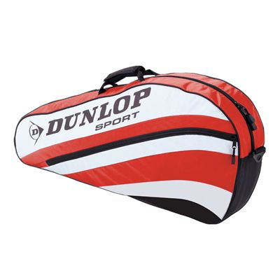 Dunlop Club 3 Racket Thermo Bag - Red