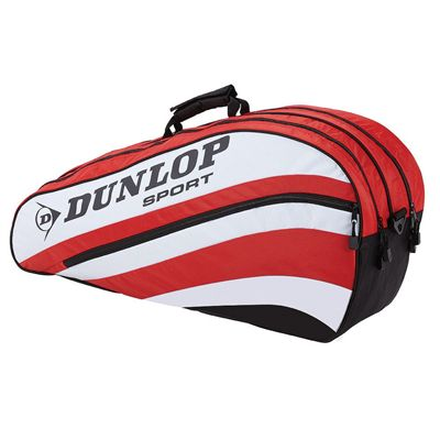 Dunlop Club 6 Racket Thermo Bag - Red
