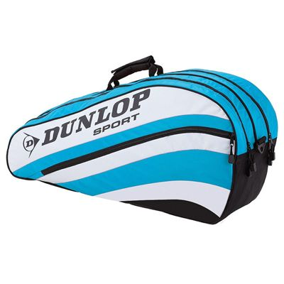 Dunlop Club 6 Racket Thermo Bag - Blue