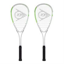 Dunlop Compete Mini Squash Racket Double Pack