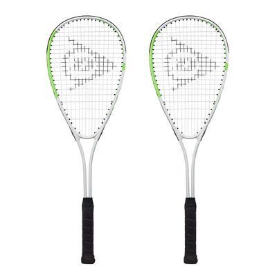 Dunlop Compete Mini Squash Racket Double Pack 2019