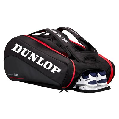 Dunlop CX Performance 15 Racket Bag - Compartment