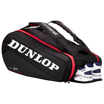Dunlop CX Performance 9 Racket Bag - Shoes Comnpartment