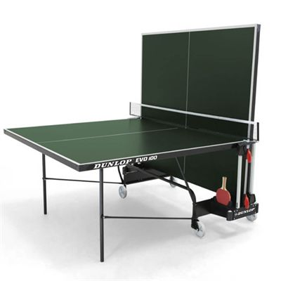 Dunlop Evo 1000 Outdoor Table Tennis Table 2020 - Playback