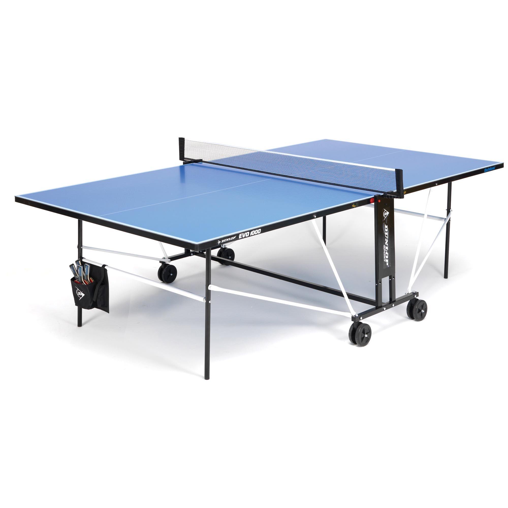 Dunlop EVO 1000 Outdoor Table Tennis Table Sweatband