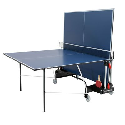 Dunlop EVO 2000 Indoor Table Tennis Table - Playback