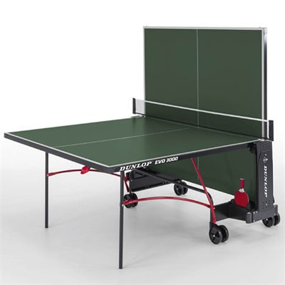 Dunlop Evo 3000 Outdoor Table Tennis Table 2020 - Playback