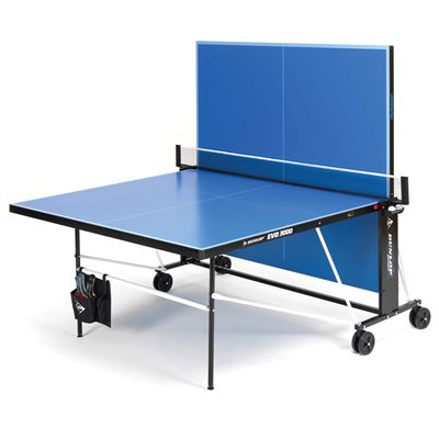Dunlop EVO 3000 Outdoor Table Tennis Table - Playback