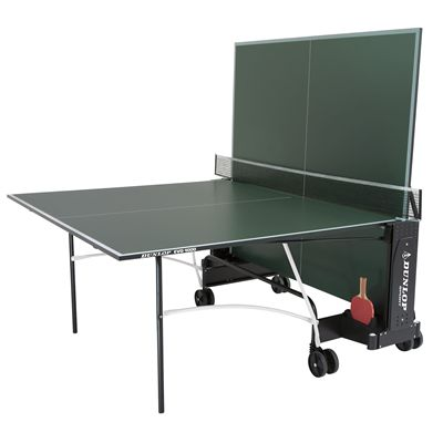 Dunlop Evo 4000 Indoor Table Tennis Table 2014 - Playback