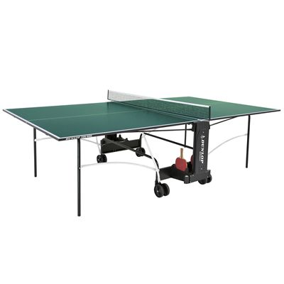 Dunlop Evo 4000 Indoor Table Tennis Table 2014 - Open