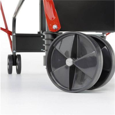 Dunlop Evo 4000 Indoor Table Tennis Table 2020 - Wheel