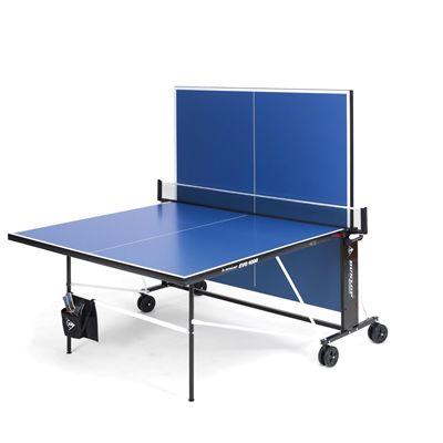 Dunlop Evo 4000 Indoor Table Tennis Table - Playback