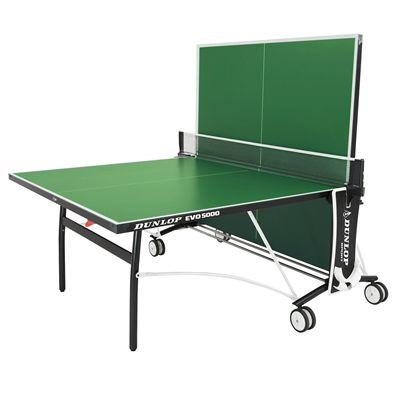 Dunlop EVO 5000 Outdoor Table Tennis Table - Plaback