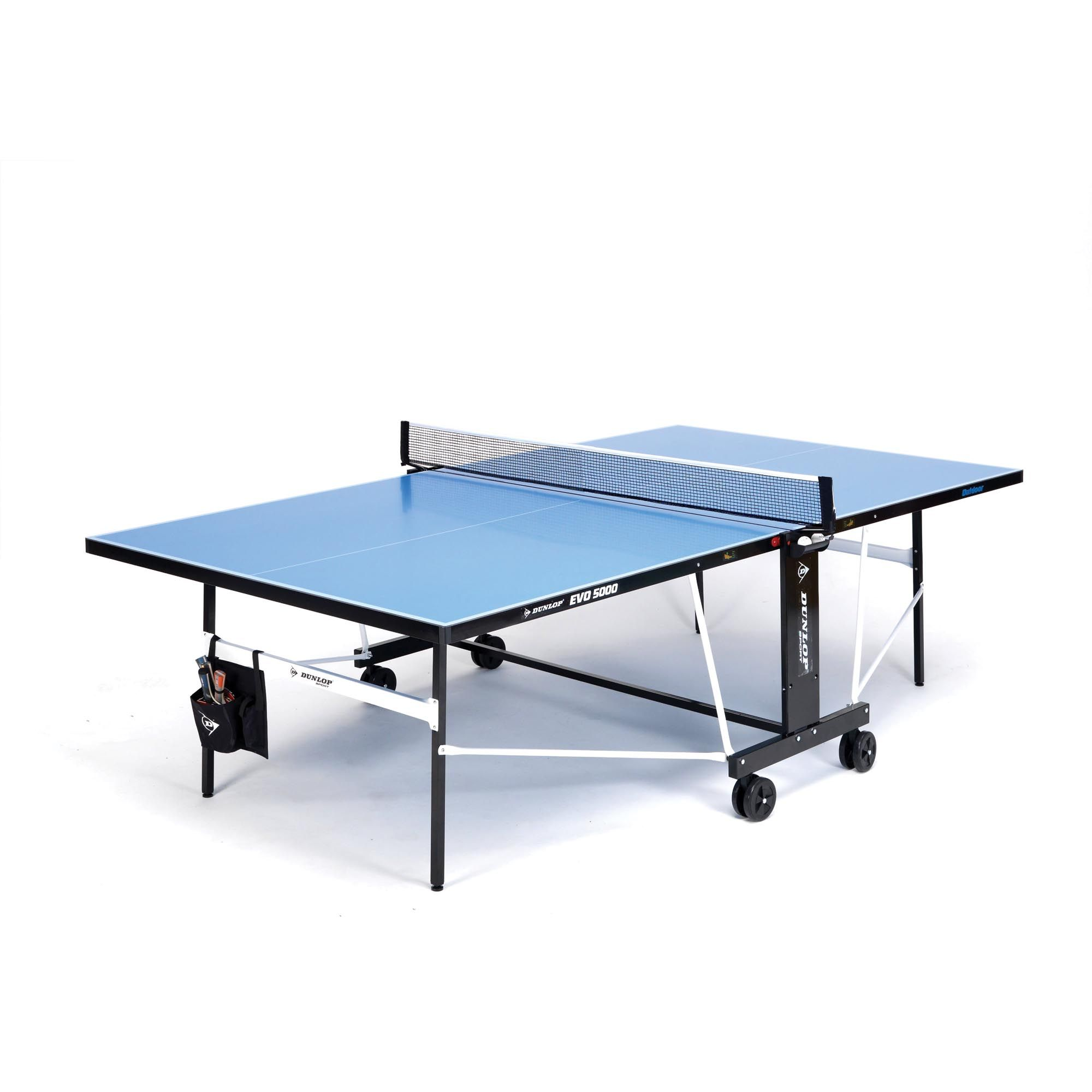 Dunlop evo 5000 outdoor table tennis table - Weatherproof table tennis table ...