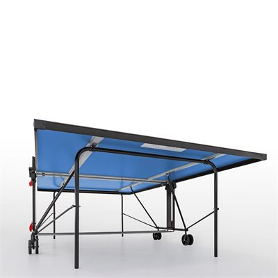 Dunlop Evo 500 Outdoor Table Tennis Table 2020 - Blue - Bottom