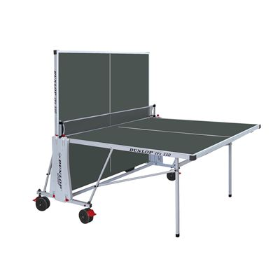 Dunlop Evo 550 Outdoor Table Tennis Table - Playback