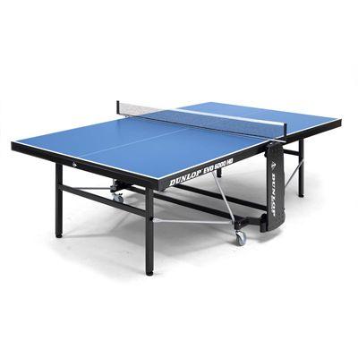 Dunlop Evo 6000 HD Indoor Table Tennis Table - Open