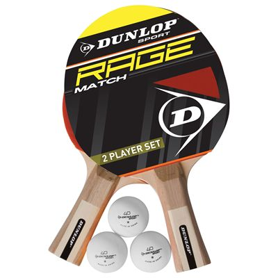 Dunlop Rage Match