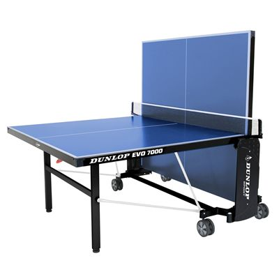 Dunlop EVO 7000 Outdoor Table Tennis Table - Playback