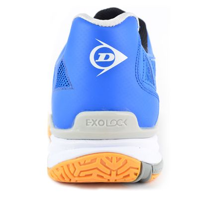Dunlop Evolution Pro Indoor Court Shoes - Back