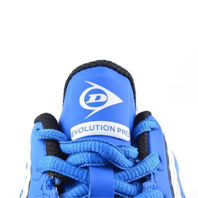 Dunlop Evolution Pro Indoor Court Shoes - Logo