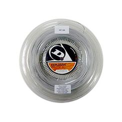 Dunlop Explosive 1.22mm Tennis String - 200m Reel