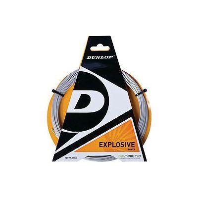 Dunlop Explosive 1.22mm Tennis String Set
