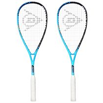 Dunlop Force Evolution 120 Squash Racket Double Pack