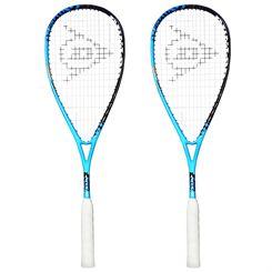 Dunlop Force Evolution 120 Squash Racket Double Pack