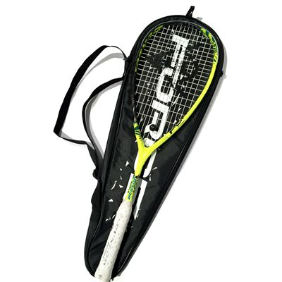 Dunlop Force Revelation 125 Squash Racket - Cover and Racket