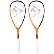 Dunlop Force Revelation 135 Squash Racket Double Pack