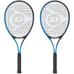 Dunlop Force Team 27 Junior Tennis Racket Double Pack