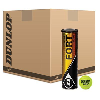 Dunlop Fort Elite Tennis Balls Box