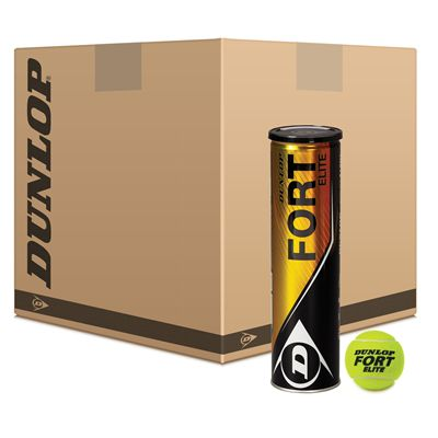 Dunlop Fort Elite Tennis Balls Box