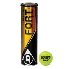 Dunlop Fort Elite Tennis Balls