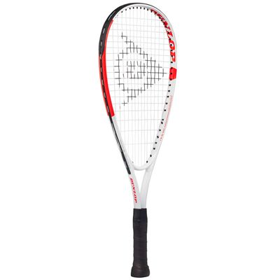 Dunlop Fun Mini Squash Racket 2019 - Angled